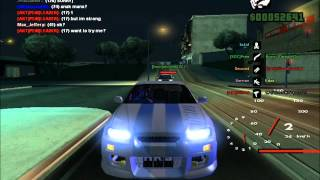Gta Sa-Fast 3 4 Furious PART 2