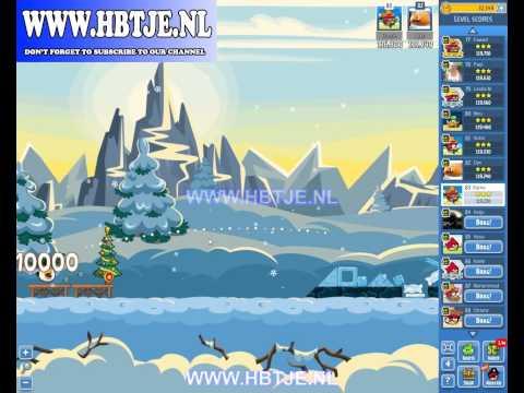 Angry Birds Friends Tournament Week 86 Level 2 high score 120k (tournament 2)