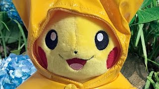 June Monthly Pikachu Is Ready for Rain - IGN Unboxing