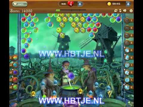 Bubble Witch Saga level 106