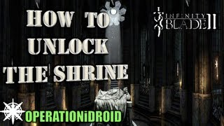 Infinity Blade 2 How To Get ALL Weapons In The Shrine