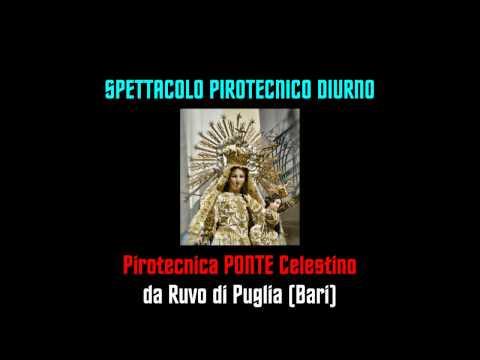BITRITTO (Bari) - Pirotecnica PONTE Celestino (2017)