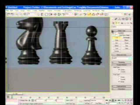 Hướng dẫn học 3Ds Max bài 41+42