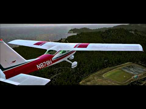 FSX ᴴᴰ   Alabeo Cessna 177 Cardinal II Review