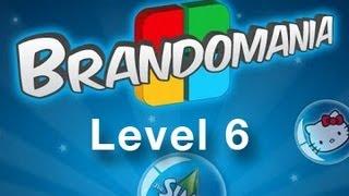 Brandomania Level 6 Answers