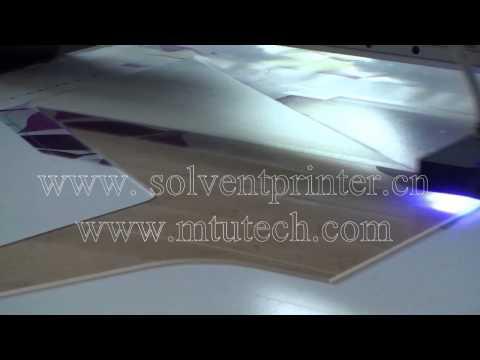 Epson Flatbed UV printer 004
