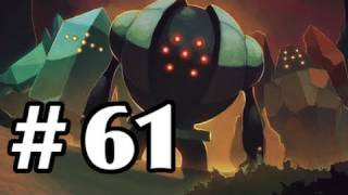 Let's Play Pokemon: Platinum Part 61 Legendary Golems