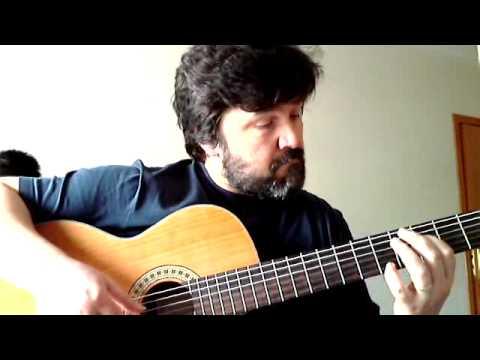 Guitarra Espanhola - Verdes são os campos (Luís de Camões/Zeca Afonso)