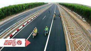 Thông xe tuyến cao tốc hiện đại nhất Việt Nam | VTC