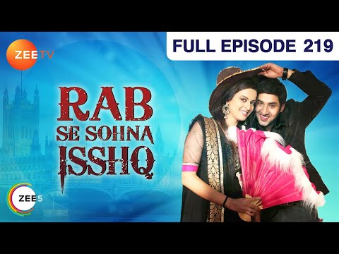 Rab Se Sohna Isshq - Episode 219 - May 28, 2013
