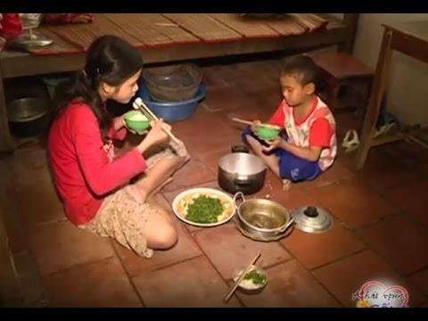 KVS Năm 07 (CT.Số 30) Hoàn cảnh mồ côi hai chị em Lê Thị Diễm Thúy, Long Mỹ, Hậu Giang