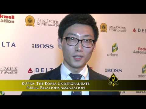 KUPRA wins at the 2014 Asia-Pacific Stevie Awards