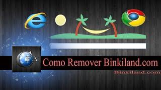 Como Remover Binkiland.com (Binkiland Search)