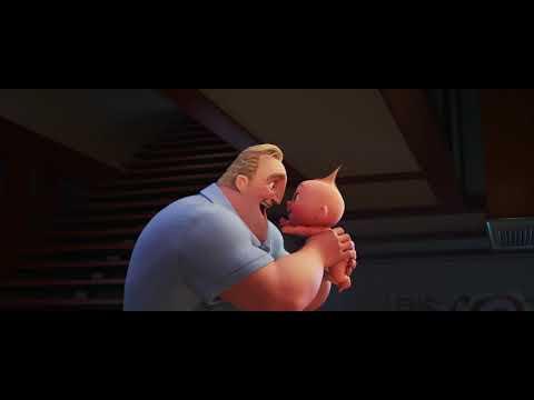 Úžasňákovi 2 - teaser na animák