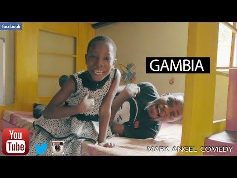 GAMBIA (Mark Angel Comedy)