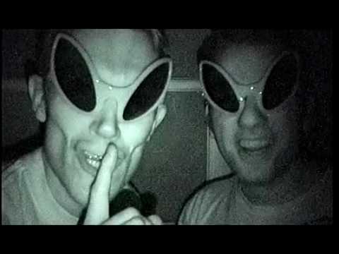 Broma De Los Aliens