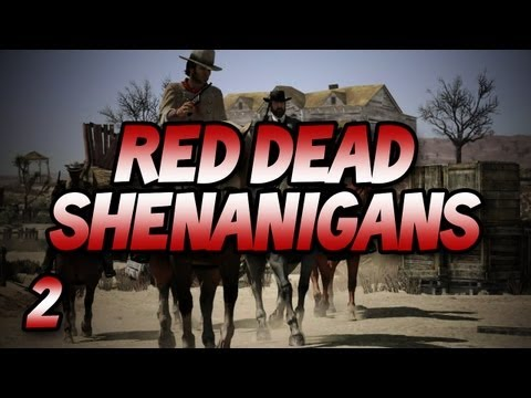 Red Dead Shenanigans: w/ Gassy, Nanners, Diction, Chilled, & Goldy #2