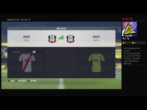Fifa 17 career live