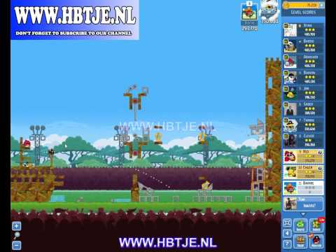 Angry Birds Friends Tournament Level 5 Week 118 (tournament 5) no power-ups