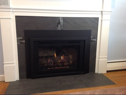 How To Install An H Burner And Fire Glass In Your Fireplace By Starfire Direct Phim Video Clip