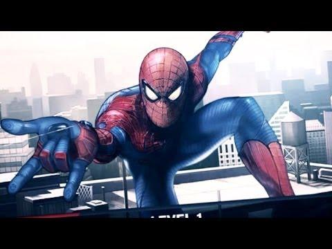 spider-man online movie game