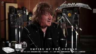 GAMMA RAY Kai Hansen - Interview P.2 'Empire Of The Undead'