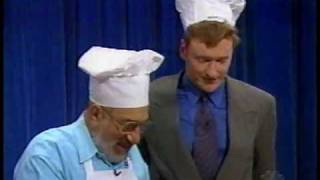 Mr. Food on Conan 1997