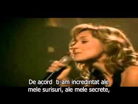 Je t`aime_ Lara Fabian (subtitrare romn)