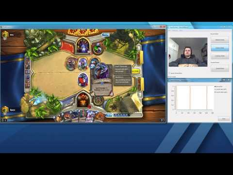 KinesicMouse Let's Play Hearthstone