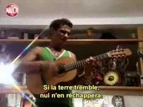 Documental Manu Chao Giramundo Tour (Perú, Bolivia, Barcelona)