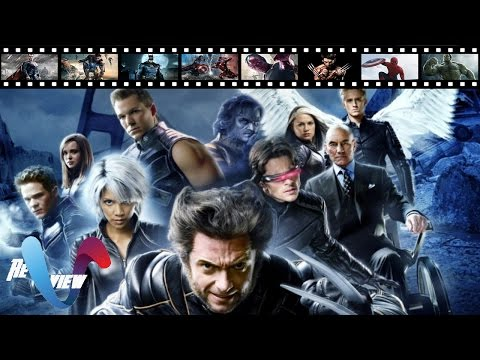 Top 10 Dị Nhân Mạnh Nhất X-Men (Phần 1)
