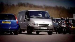 Top Gear: Nurburgring in Ford Transit Van