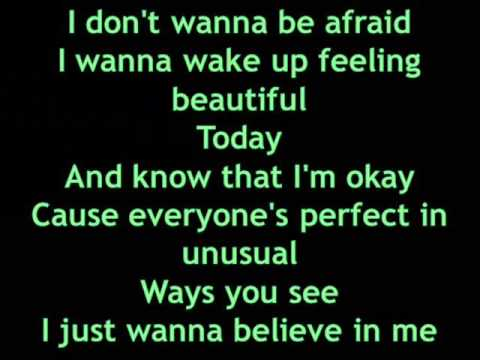 Demi Lovato - Believe In Me (Lyrics)