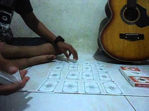 Sulap kartu  tutorial  part1