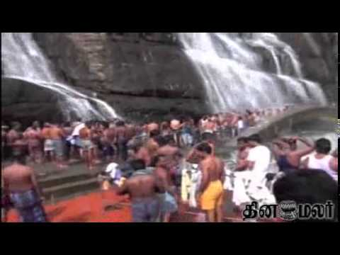High Court ban on shampoos, soaps in Courtallam falls not Followed