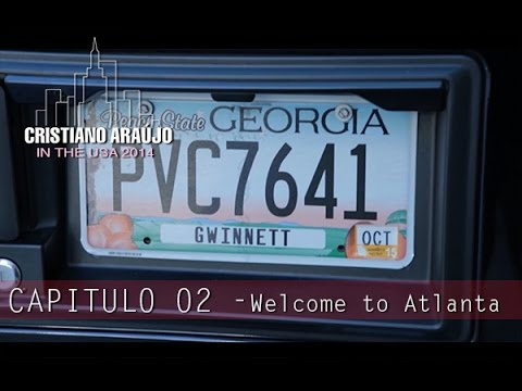 Cristiano Araújo IN THE USA 2014 - EP 02: Welcome to Atlanta
