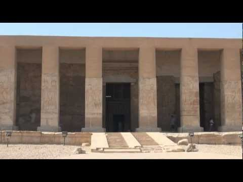ЕГИПЕТСКИЙ БОГ ОСИРИС И ЕГО ЦАРСТВО - древний египет