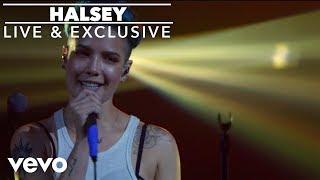 Halsey - Hold Me Down (Vevo LIFT Live)
