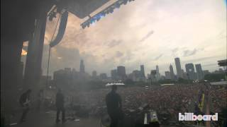 VIDEO: New Order at Lollapalooza