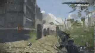 COD Ghosts Glitches: *NEW* Easy Knife Jump Glitch Out Of