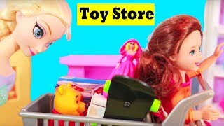 LET IT GO Frozen AllToyCollector Parody Elsa Disney Barbie