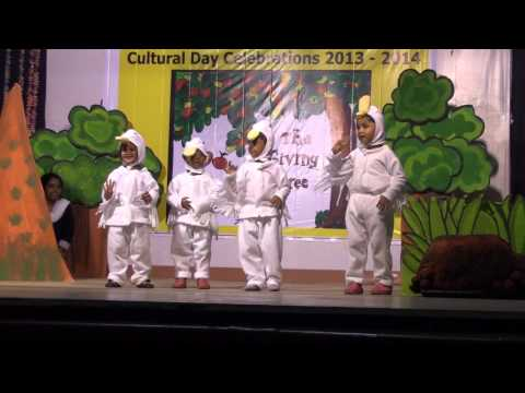 Tashu's Duck Dance - Annual Day