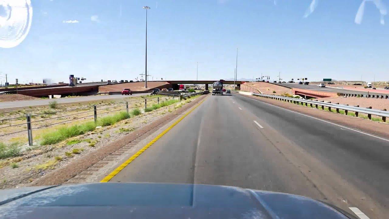 Willcox Az To El Paso Tx