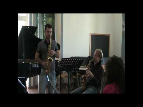 Arno Bornkamp Masterclass Salerno June 27 2010 Demersseman Fantaisie sur un Thème Original part 5
