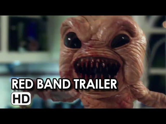 Bad Milo Official Red Band Trailer #1 (2013) - Ken Marino Comedy HD