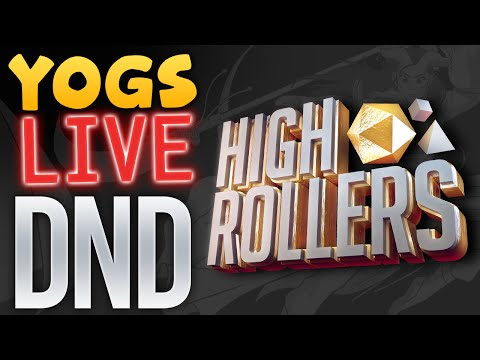 THE ADVENTURE BEGINS - High Rollers D&D: Episode 1 (17th January 2016)