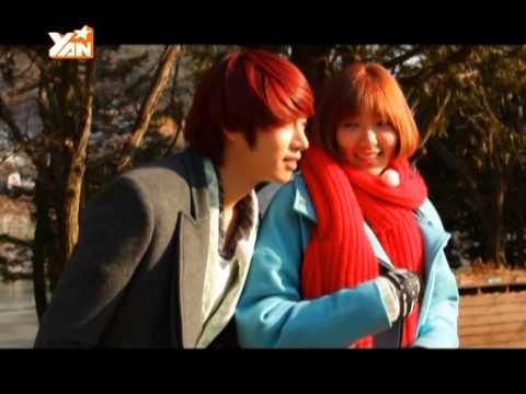 YANTV_Heechul hôn tay Puff, Key ân cần với Arisa