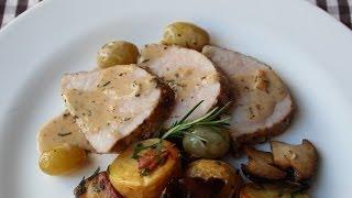 Pork Recipe Fail How Not To Make Roast Pork Loin With