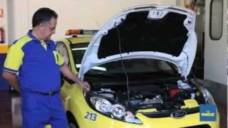 Comprobar el Líquido Refrigerante del coche