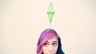 Plumbob Headband - DIY GG